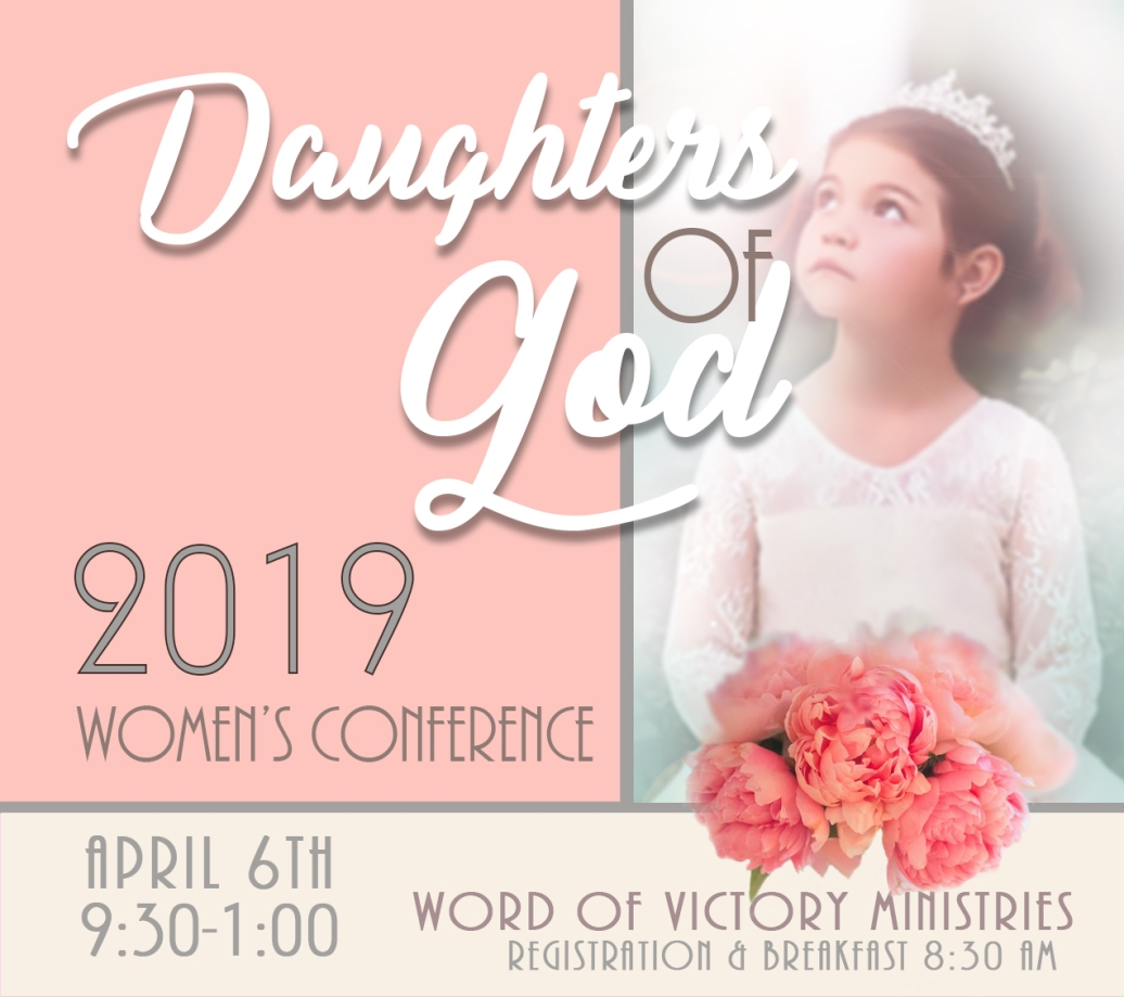 WOMEN'S CONFERENCE 2019 for the website